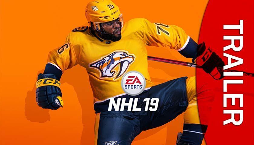 NHL 19 Trailer Beitragsbild