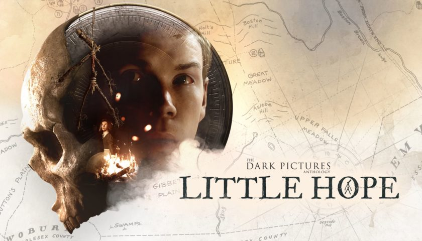 The Dark Pictures Anthology - Little Hope Cover